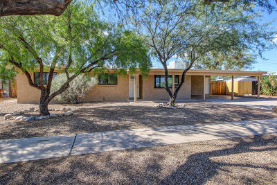 Tucson Single Family Home For Sale: 4817 N Maddux Avenue