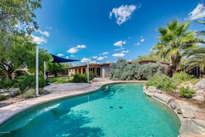 Tucson Single Family Home For Sale: 1445 W Cool Drive