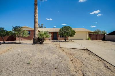 Single Family Home Active Contingent: 7960 N Oldfather Road