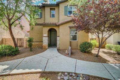 Tucson Single Family Home For Sale: 2723 N Saramano Lane
