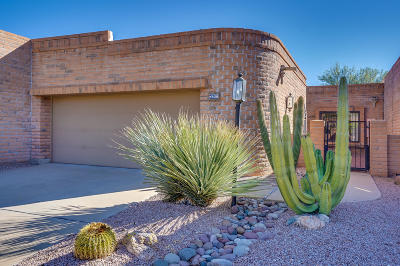 Tucson Townhouse For Sale: 4620 N Avenida Ronca