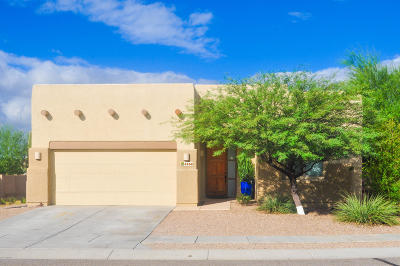 Pima County Single Family Home For Sale: 8866 N Sky Dancer Circle