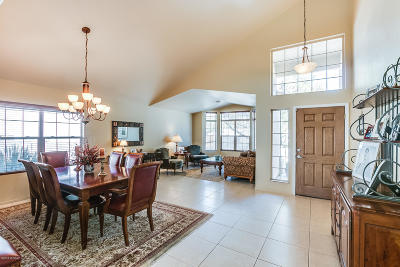 Single Family Home Active Contingent: 9789 E Pointe Pass Court