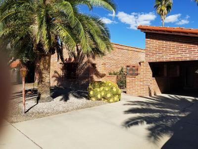 Pima County Single Family Home For Sale: 742 N Abrego Drive