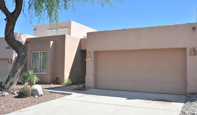 Tucson Townhouse For Sale: 1127 S Antelope Meadows Loop