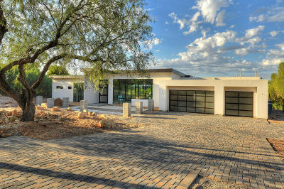 Tucson Single Family Home For Sale: 6632 N Los Leones Drive