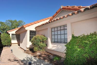 Tucson Single Family Home For Sale: 5271 N Mountain Terrace Road