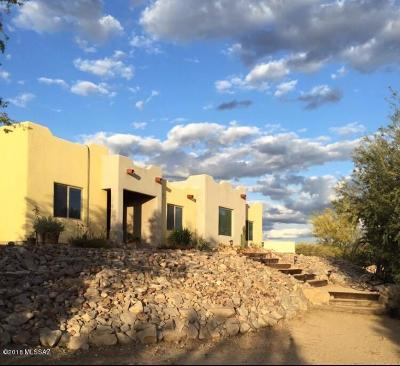Pima County Single Family Home For Sale: 13494 N Wild Burro Road