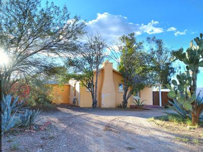 Tucson Single Family Home Active Contingent: 2019 N Baxter Drive