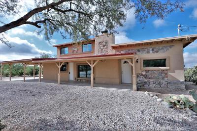 Tucson Single Family Home For Sale: 9850 E Escalante Road