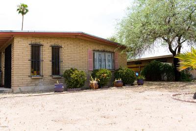 Tucson Single Family Home For Sale: 2236 E 20th Street