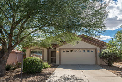 Oro Valley Single Family Home Active Contingent: 2362 E Wide View Court