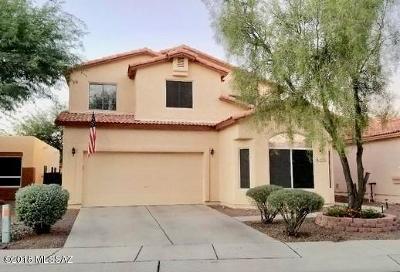 Single Family Home For Sale: 3572 W Camino De Urania