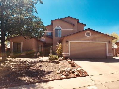 Single Family Home For Sale: 9271 N Kanawha Street