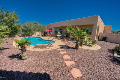 Sahuarita Single Family Home Active Contingent: 15470 S Candy Lane