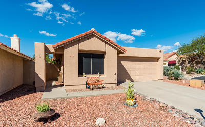 Oro Valley Single Family Home Active Contingent: 301 E Ridgeland Street