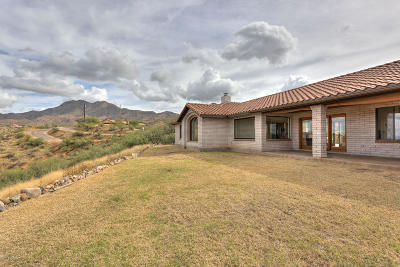 Rio Rico Single Family Home For Sale: 306 Camino Arenosa