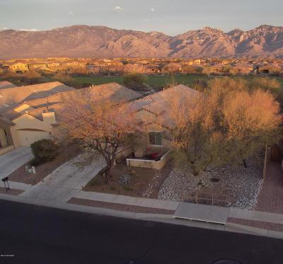 Tucson Single Family Home Active Contingent: 13444 N Atalaya Way