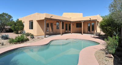 Pima County Single Family Home Active Contingent: 6300 S Eagles Talon Parkway
