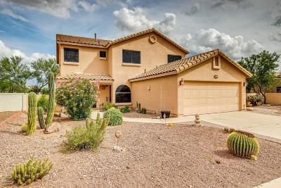 Oro Valley Single Family Home For Sale: 12790 N Bandanna Way