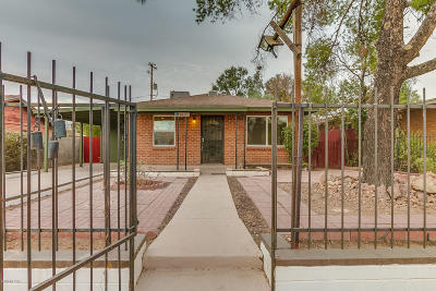 Tucson Single Family Home For Sale: 1437 E Manlove Street