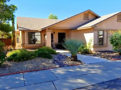 Tucson Single Family Home For Sale: 2841 W Woodview Crest Drive