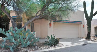 Tucson Single Family Home Active Contingent: 6072 N Serendipity Lane