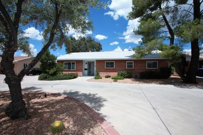 Tucson Single Family Home For Sale: 2849 E 8th Street