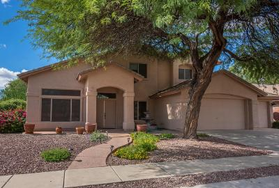 Oro Valley Single Family Home For Sale: 11081 N Tapestry Drive