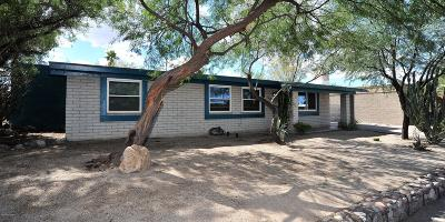 Tucson Single Family Home Active Contingent: 2357 W Ian Place