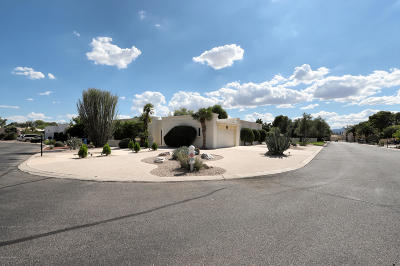 Pima County Townhouse For Sale: 2765 W Casas Drive