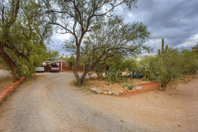 Tucson Single Family Home For Sale: 3204 E Blacklidge Drive