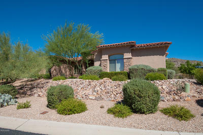 Dos Lagos At Dove Mountain (1-91) Single Family Home For Sale: 5920 W Clear Brook Lane