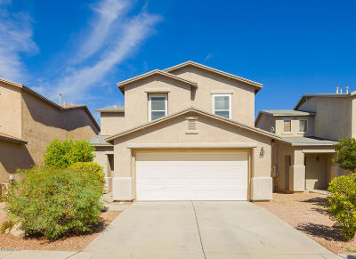 Pima County, Pinal County Single Family Home Active Contingent: 6963 S Goshawk Drive