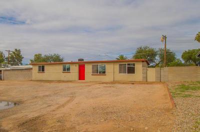 Tucson Single Family Home For Sale: 5319 E Andrew Street