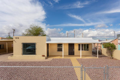 Tucson Single Family Home For Sale: 4818 S 11th Avenue