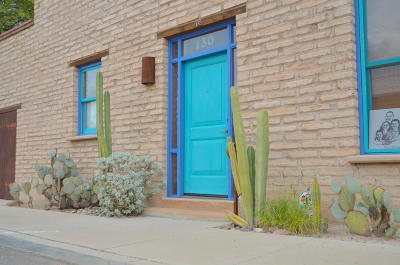 Tucson Townhouse For Sale: 130 W 17th Street #102