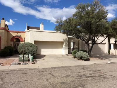 Tucson Townhouse Active Contingent: 1416 W Calle Gallego