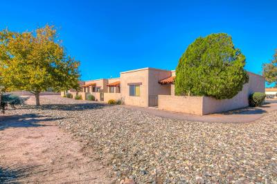 Pima County Townhouse For Sale: 1801 S Sarnoff Drive