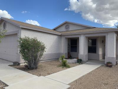 Tucson Single Family Home For Sale: 9982 E Deer Trail