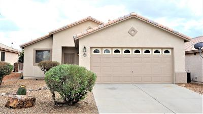 Tucson Single Family Home For Sale: 2545 W Cezanne Circle