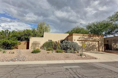 Pima County, Pinal County Single Family Home For Sale: 2000 N Fountain Park Drive