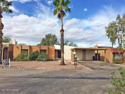 Pima County Townhouse For Sale: 1842 S Skyview Place