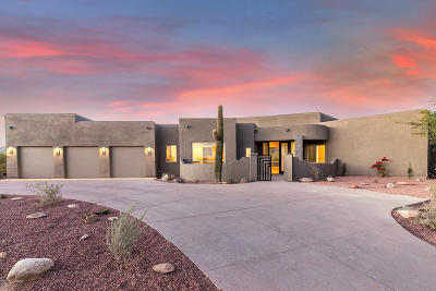 Pima County Single Family Home For Sale: 5461 N Craycroft Road