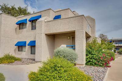 Pima County, Pinal County Condo For Sale: 7968 E Colette Circle #212