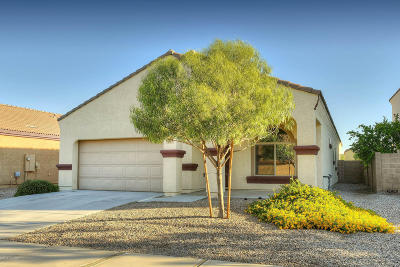 Pima County Single Family Home For Sale: 6368 W Sugar Pine Trail