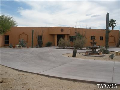 Tucson Single Family Home For Sale: 2590 N Tanque Verde Acres Drive