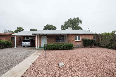 Tucson Single Family Home For Sale: 5638 E Hawthorne Street