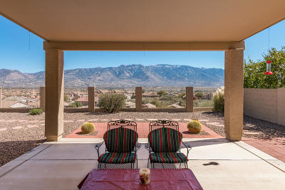 Tucson Single Family Home For Sale: 60931 E Rock Ledge Loop