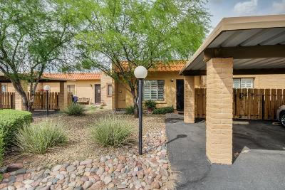 Pima County, Pinal County Townhouse For Sale: 8935 E Calle Norlo